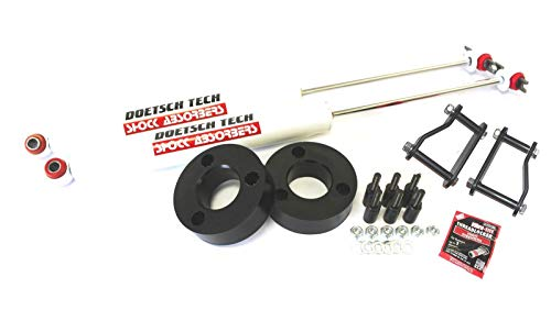 ontier Pickup Complete Lift Kit 3