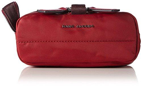 Marc Jacobs M0008151, Nécessaire Donna, Rosso, Taglia Unica