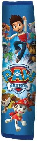 Paw Patrol Gepolsterte Sicherheitsgurt Abdeckung Blau Auto