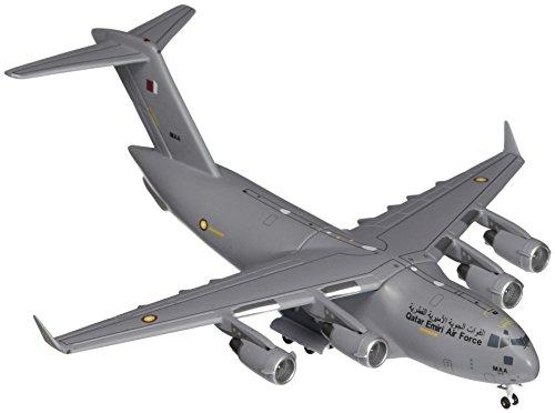 Qatar Airlines (GeminiJets GeminiMacs Qatar Air Force C-17 (1:400)