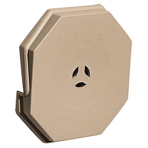 Builders Edge 130110006069 Surface Block, Tan