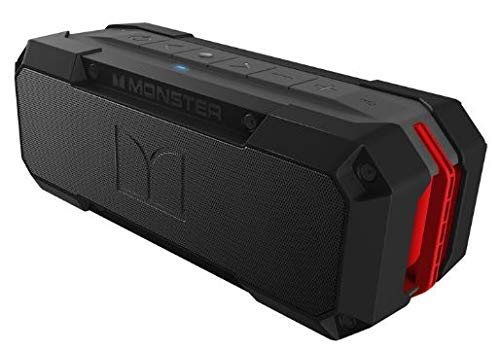 Monster Adventurer Portable Outdoor Bluetooth Speaker