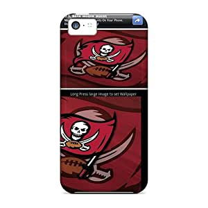 Durable Defender Cases For Iphone 5c Covers(tampa Bay Buccaneers)