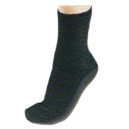 Silipos Arthritic - Diabetic Gel Sock Black - #1708 - Size Large -SOCK SIZE 10-13 by Silipos