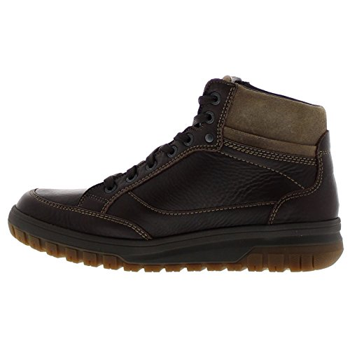 Mephisto Mens Paddy Leather Boots Brown