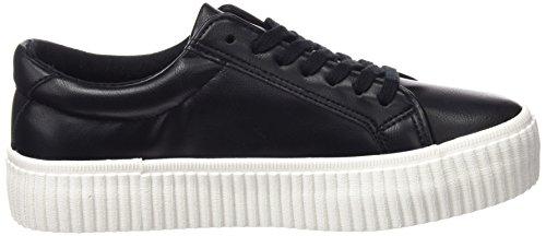 001 nbk Negro Sneaker Cherry Napa Nero Donna Coolway 0w4Hq8n