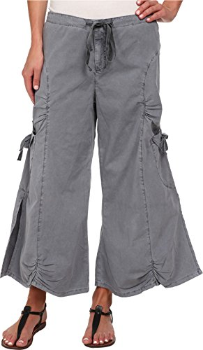 XCVI Cargo Gaucho Crop, Mood Indigo MD (Women's 8-10) X 23 ()