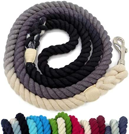 Sier Multi colored Braided Ombre Cotton product image