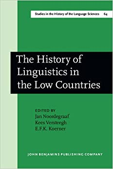 Descargar Libros Gratis Para Ebook The History Of Linguistics In The Low Countries PDF