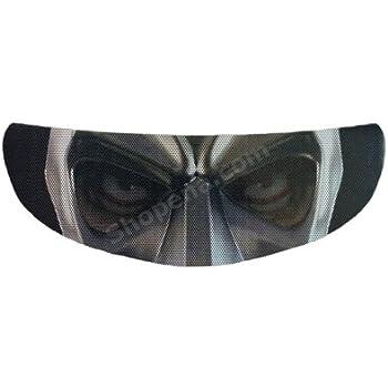 Amazon Com Batman Eyes Motorcycle Helmet Shield Sticker
