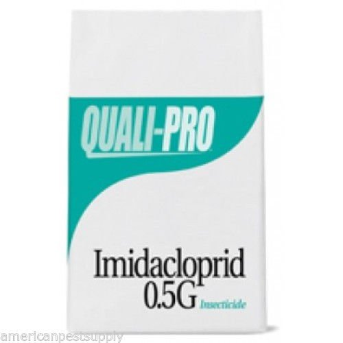 Qualipro Imidacloprid .5g Granulars 30 Lbs Grubs Chinch Bugs Crickets Insects'' by Quali-Pro