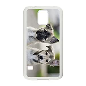 Waiting My Dog Dad Hight Quality Plastic Case for Samsung Galaxy S5
