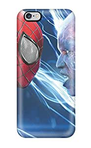 Hot Fashionable Iphone 6 Plus Case Cover For Spiderman Electro Max Dillon Protective Case