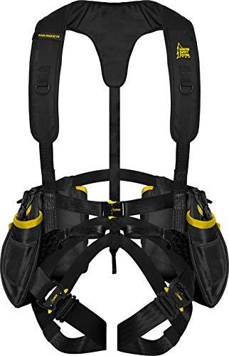- Hunter Safety System Hanger Harness, Black, Large/X-Large