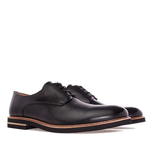Andres Machado.6188.Zapatos Oxford Piel .Tallas Grandes Caballero de la 47 a la 50. MADE IN SPAIN