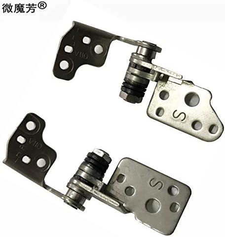 Left /& Right Laptops Replacements LCD Hinges Fit For SONY SVE14 SVE14A SVE14AE12M SVE14AA12T laptop hinges 1 Pair HINGE