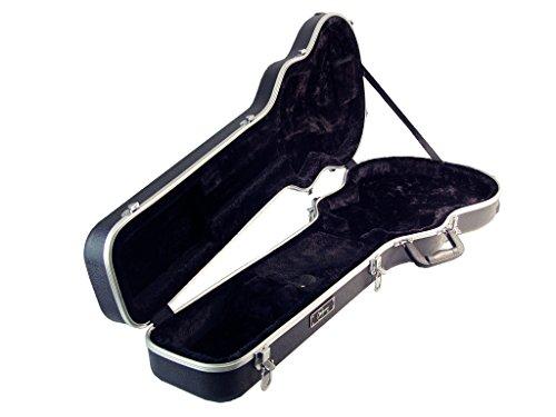 - ProRockGear RGM355C ABS Deluxe Dreadnought Acoustic Guitar Case
