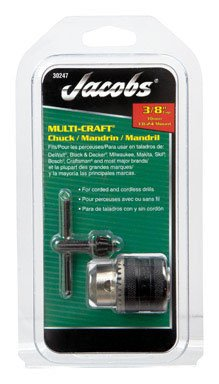 Jacobs Multicraft Drill Chuck (30247)