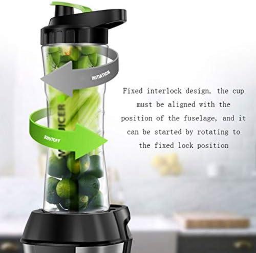 Zxb-shop Exprimidor Hogar Multi-Mini procesador de Alimentos portátil Exprimidor de Fruta exprimida Copa exprimidor de Fruta