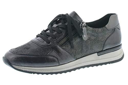 Anthracite Gris Remonte R7010 Dorndorf Sneaker qwwvU0p