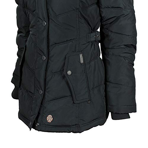 Khujo Ii Giacca Invernale Winsen Navy Donna r41rqH