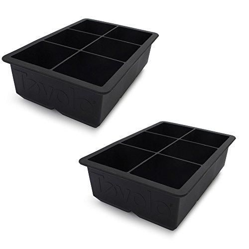 Tovolo King Cube Tray Black