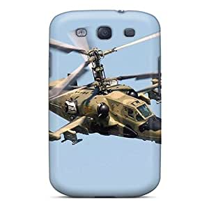 Cute Appearance Cover/tpu FKZXOdW7677SRWUa Helicopter Case For Galaxy S3