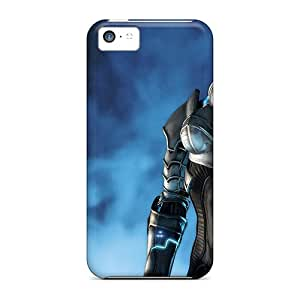 Hot PJd20415hACK Cases Covers Protector For Iphone 5c- Woman Hellgate London