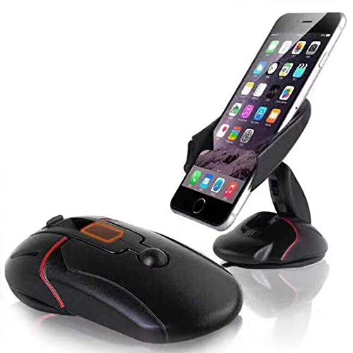Foldable Aluminum Mobile Phone Holder, Compatible with iPhone/Huawei/Samsung Various Models by leijingzheng