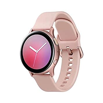 Samsung Galaxy Watch Active2 44mm Pink Oro Smartwatch: Amazon.es ...