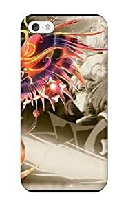 Awesome Case Cover/iphone 5/5s Defender Case Cover(lina Inverse)