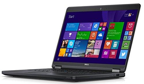 Dell Latitude E5450 14 Inch HD Business Laptop Intel Core 5th Generation i7-5600U up to 3.2Ghz, 4GB DDR3L,128GB SSD Webcam Bluetooth Windows 8.1 Professional (Renewed)
