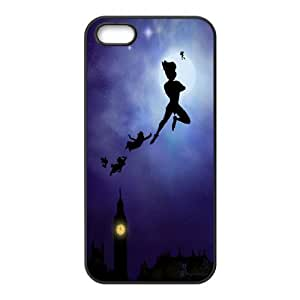 James-Bagg Phone case - Never Grow Up - Peter Pan Pattern Protective Case For Apple Iphone 5 5S Cases Style-16