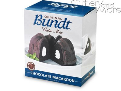 Nordicware Chocolate Macaroon Bundt Cake Mix