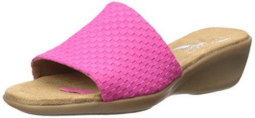 pretty nice 785d3 689e4 Aerosoler Kvinna Badminton Syntetisk Kil Sandal Rosa Tyg Combo