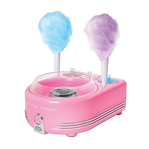 Nostalgia Electrics Cotton Candy Maker (Pink)
