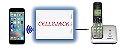 Cell2Jack Bluetooth Gateway: Cell to Home Phone connection system