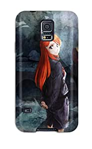 New DPatrick Super Strong Bleach Tpu Case Cover For Galaxy S5