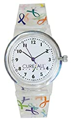 Nurse- Medical Multi Ribbon Fashion Watch -24 hr