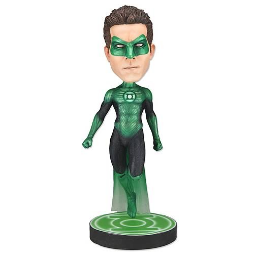 Hal Jordan Flying Lantern Bobble Head
