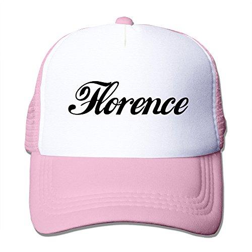 Italy Florence Beautiful City Mesh Trucker Hats Snapback Cap