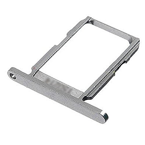 BisLinks® Silver Sim Card Tray Holder Replacement Part for Samsung Galaxy S6 G920 SM-G920F