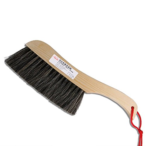 UXTIS Retro Classic Wood Bed Brush