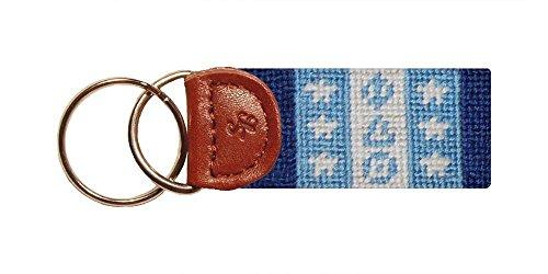 (Phi Delta Theta Needlepoint Key Fob by Smathers & Branson)