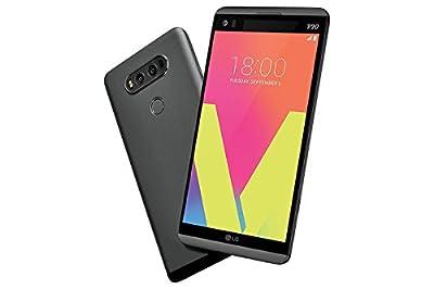 LG V20 H990DS 64GB 5.7-Inch 16MP + 8MP 4G LTE Dual SIM FACTORY UNLOCKED - International Stock No Warranty