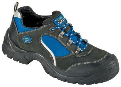Lucky-Line Sicherheitsschuhe 31161-45 S1- grau/blau GÖHREN