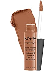 Labial mate, Soft Matte Lip Cream, Nyx Professional Makeup ,Tono London ,8ml