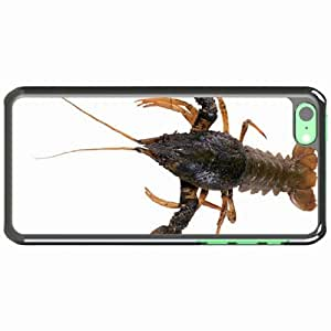 iPhone 5C Black Hardshell Case cancer claws whiskers background Desin Images Protector Back Cover