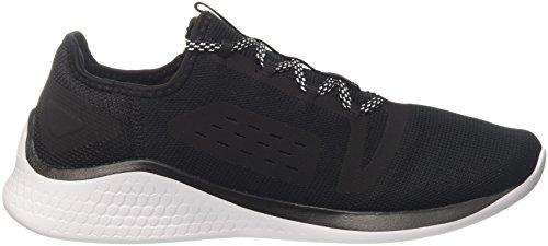 Black Asics para White Negro Running Fuzetora de Mujer 9090 Zapatillas Black rIq7r8
