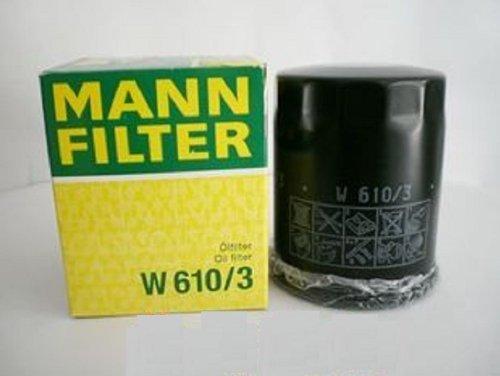 MANN-FILTER Original Ö lfilter - W 610/3 500